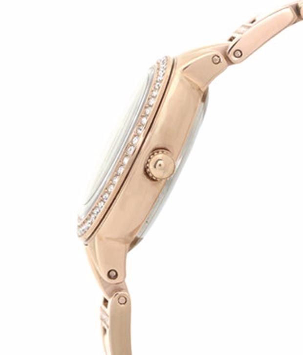233eca42eb40 Reloj Fossil Virginia Es3284 Oro Rosa Para Dama -   2