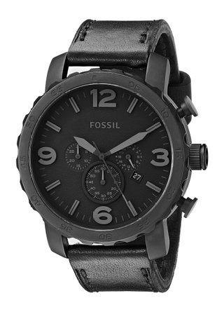 reloj fossil wf922 negro