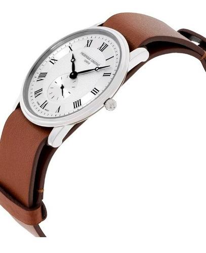 reloj frederique constant geneve hombre