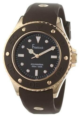 reloj freelook café masculino