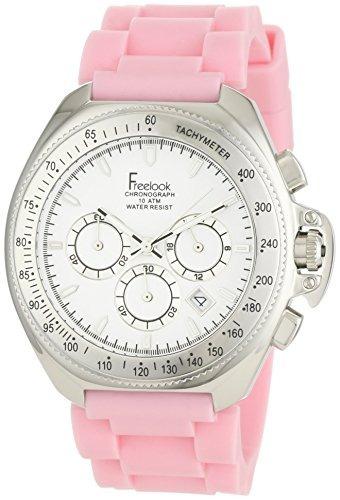 reloj freelook ha a  rosado