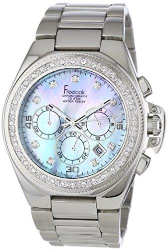 reloj freelook ha5303m-6px  plateado