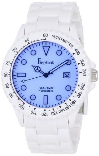 reloj freelook wfk873 azul