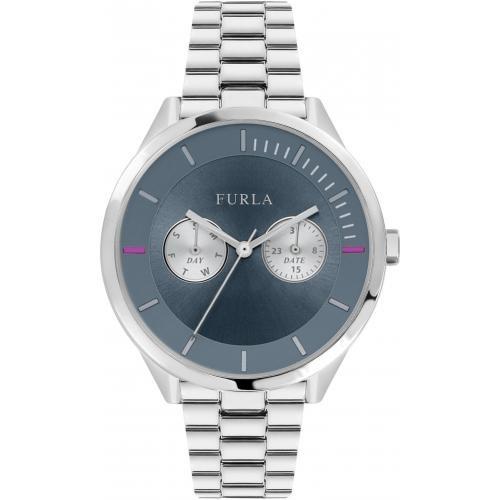 Reloj Mujer R4253102502 Gris Furla Metropolis hrdxtsCQ