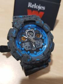 b6697a3200a7 Reloj G Force Doble Hora - Relojes en Mercado Libre Colombia