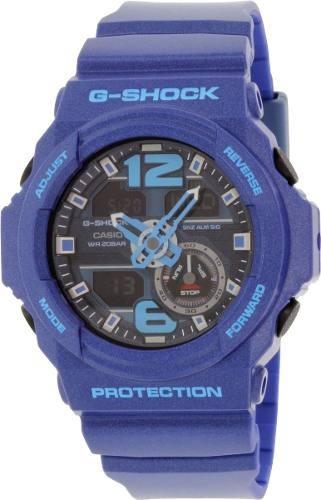 reloj g-shock azul
