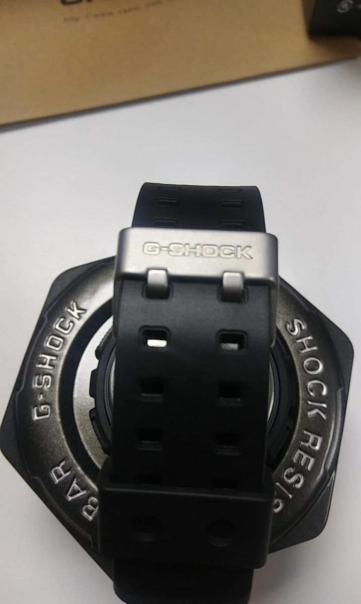 54b40e00a999c reloj g-shock casio modelo ga-110-1b - calidad top. Cargando zoom.