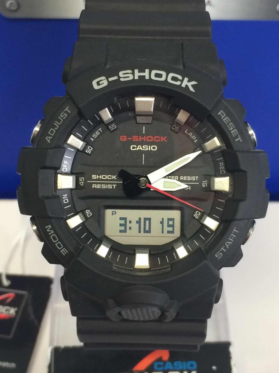 ea6655f5dde8 Reloj G-shock Ga-800-1adr Original Color Negro Mate -   409.900 en ...