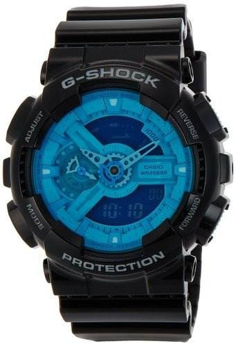 reloj  g-shock  negro