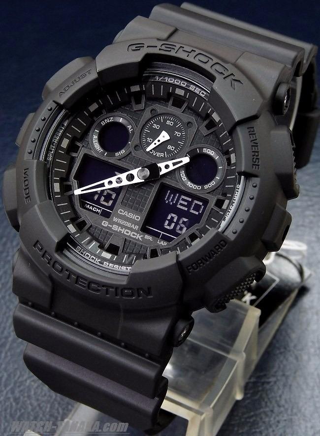 reloj g shock negro ga 100 1a1. Cargando zoom. 4a512f7be