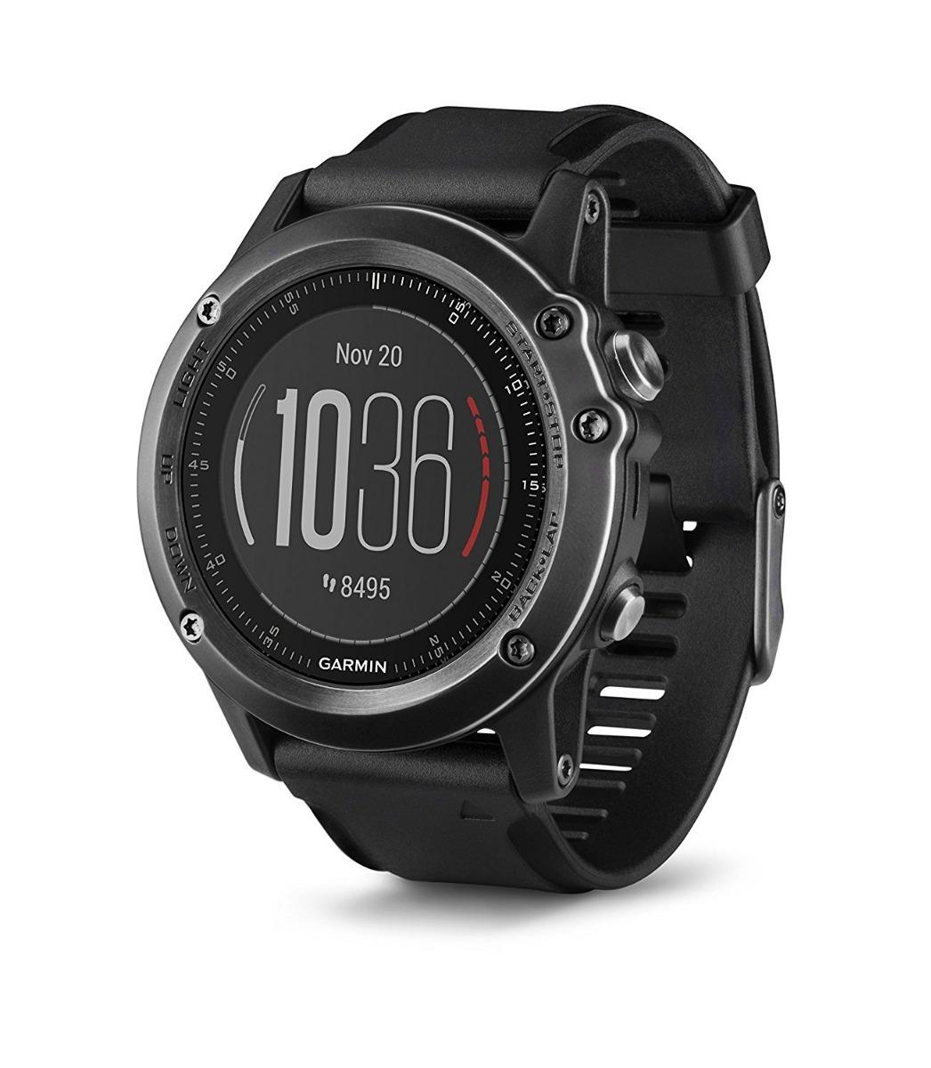 6713adca5760 reloj garmin fenix 3 hr zafiro gps altimetro barometro 100mt. Cargando zoom.