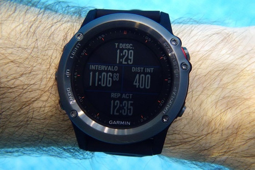 reloj garmin fenix 3 multisport training gps nuevo sin banda