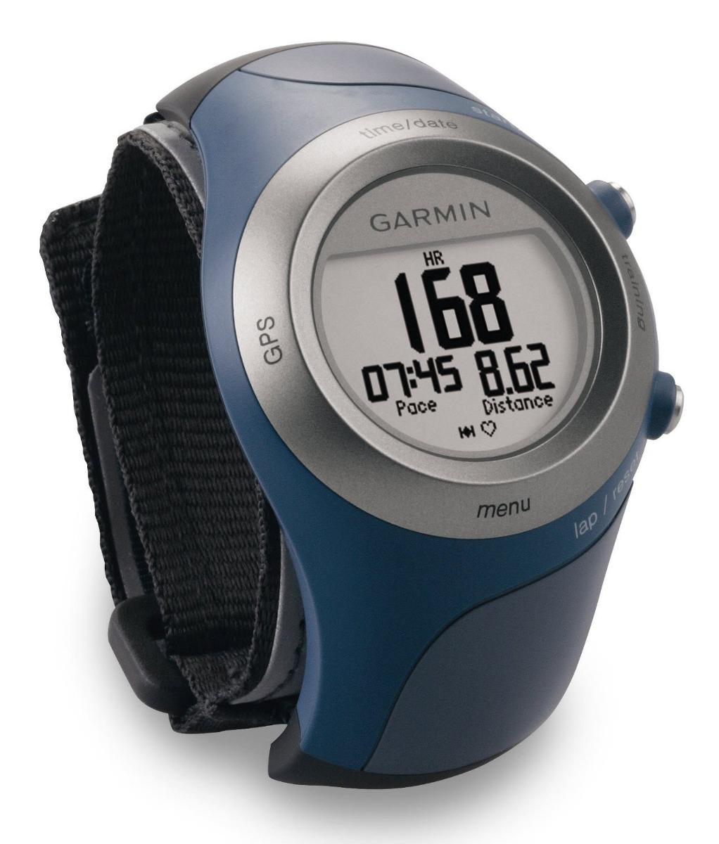 Reloj Garmin Forerunner 405cx Gps Sport Watch With Heart ...