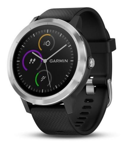 reloj garmin vivoactive 3 multisport gps + nuevo + msi