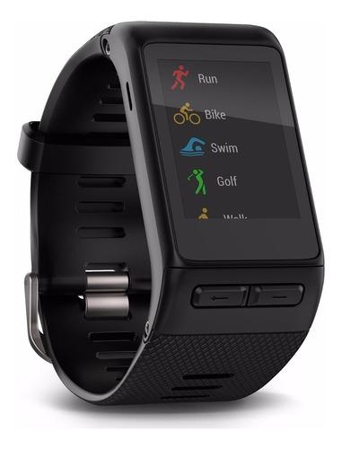 reloj garmin vívoactive® hr pulsómetro táctil smartwatch gps