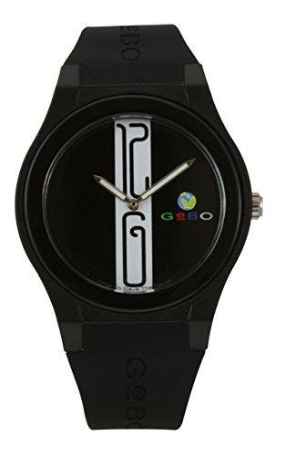 reloj gebo fino orca negro