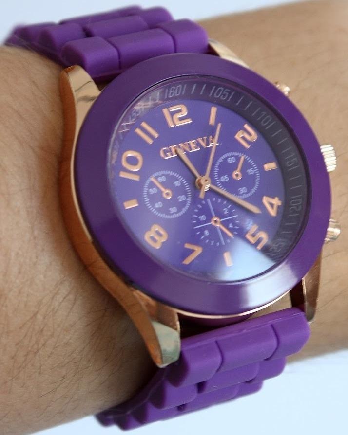 c5bcd6fca0e3 Reloj Geneva Cdybox Wholesale Assorted Platino Morado. -   25.000 en ...