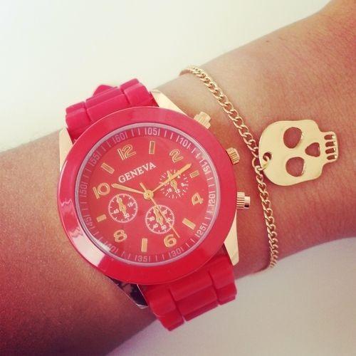 Reloj Geneva Malla Silicona Unisex Deportivos 3 U.!!! -   299 cd86082a7a81