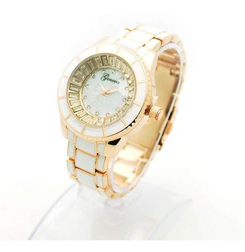 reloj geneva para dama edicion especial original (nuevo)