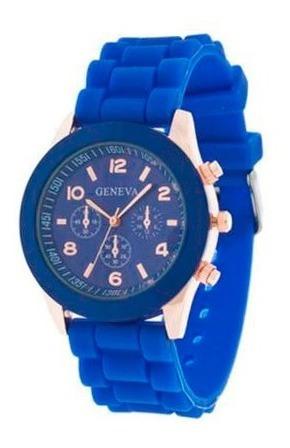 reloj geneva sport dama colores varios oferta