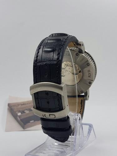 reloj gerald genta retrogrado crono rolex cartier bvlga vrlp