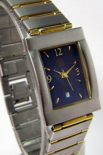 reloj givenchy acero senior blue calendario garantia oficial