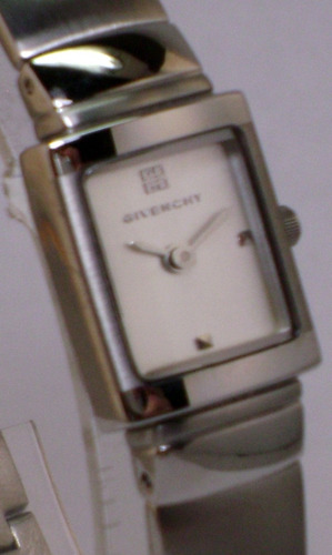 reloj givenchy luxury steel acero garantia oficial 12 meses