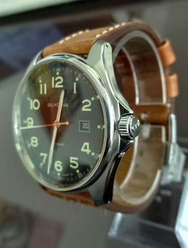 reloj glycine hombre