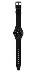 Negro Swatch Reloj Libre Relojes En Chile Flores Con Mercado XikOPZuT