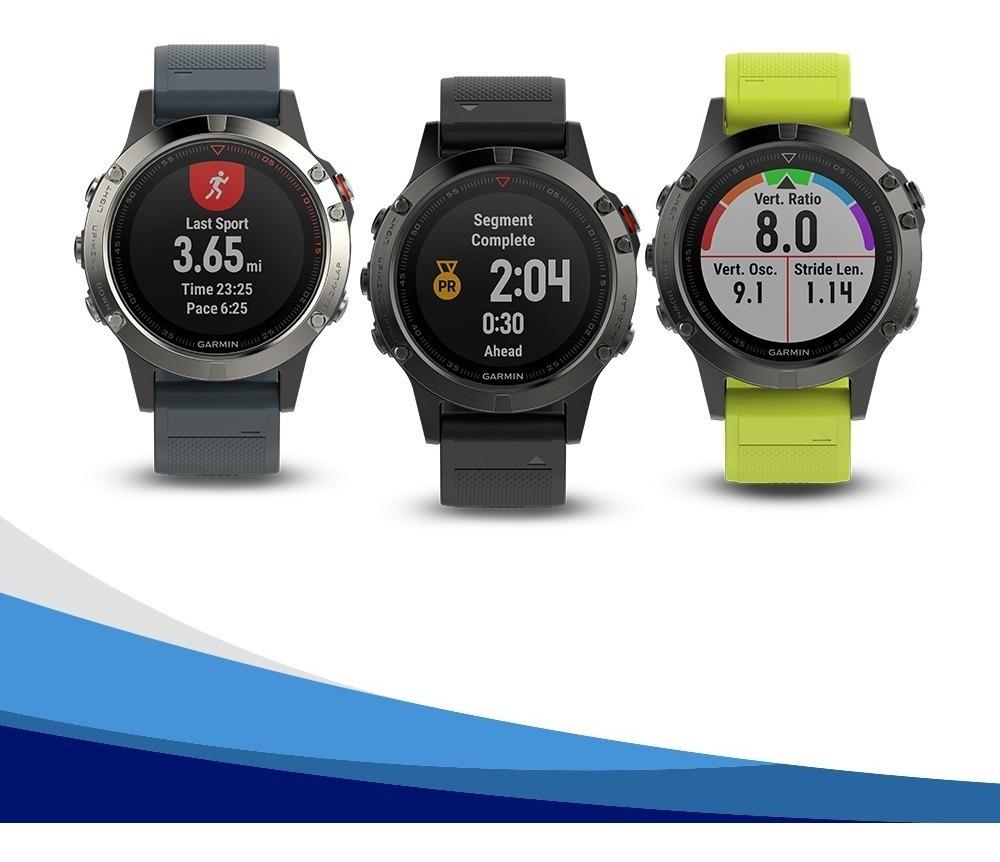 f9ed83a2d reloj gps garmin fenix 5 todos los colores tienda oficial. Cargando zoom.