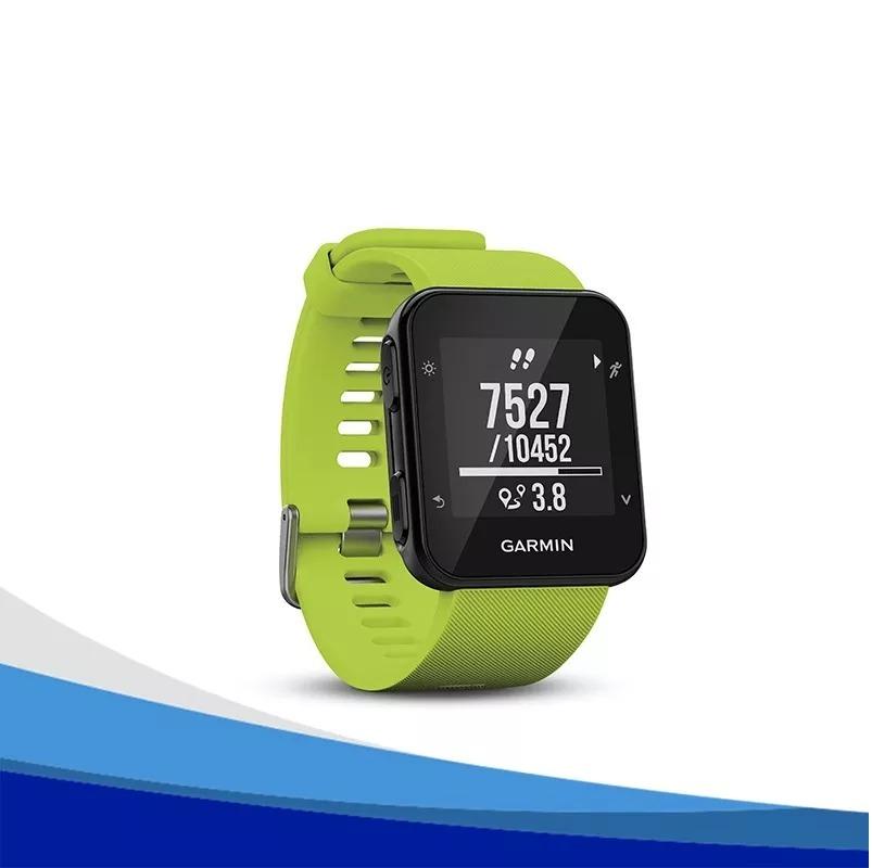 5efc352c1873 reloj gps garmin forerunner 35 verde tienda oficial. Cargando zoom.