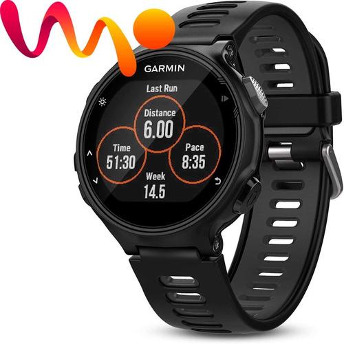 reloj gps garmin forerunner 735xt multideporte smartwatch