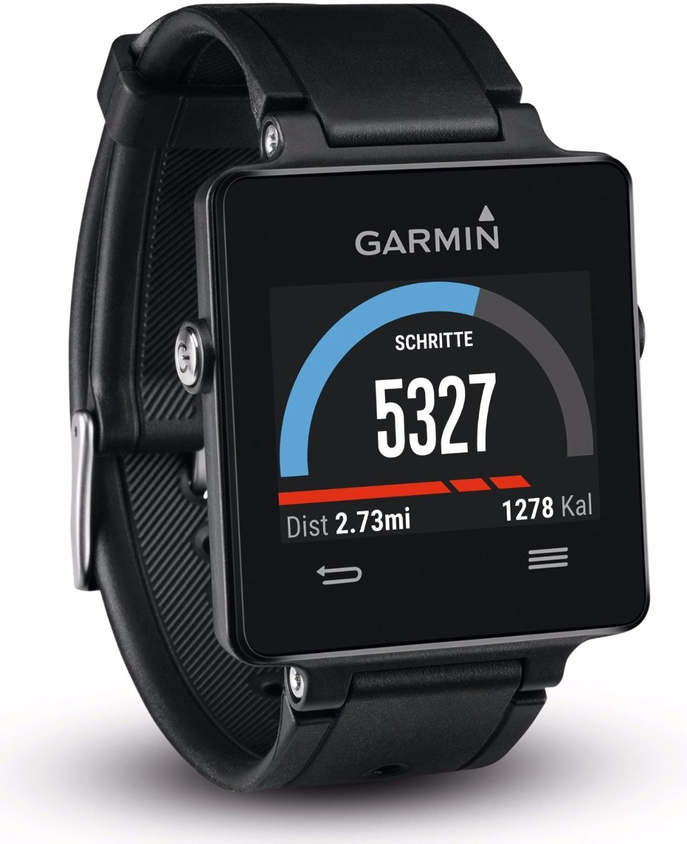 reloj gps garmin vivoactive atletismo natacion ciclismo. Black Bedroom Furniture Sets. Home Design Ideas