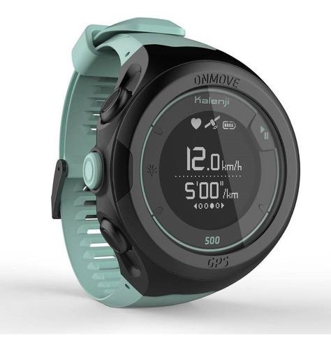 reloj gps monitor cardíaco para running verde 8391963