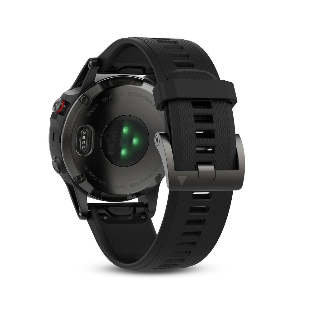 a439d2ff9 Reloj Gps Multideporte Pulsómetro Muñeca Fenix 5 Gray - $ 36.528,00 ...