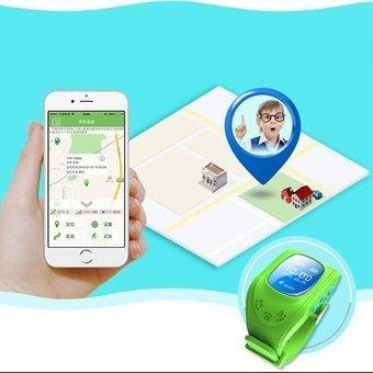 reloj gps niños localizador smartwatch