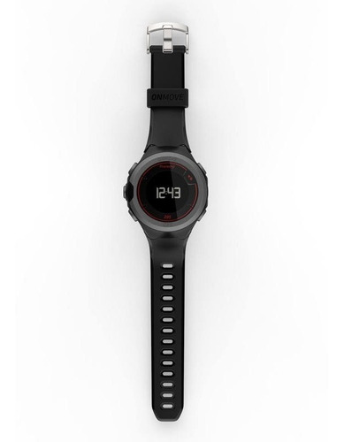 reloj gps para atletismo onmove 220 negro rojo 8374051 2