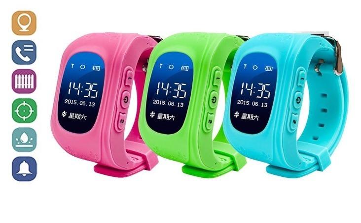 Reloj Gps Para Niños Q50 Smart Watch Android Iphone ...