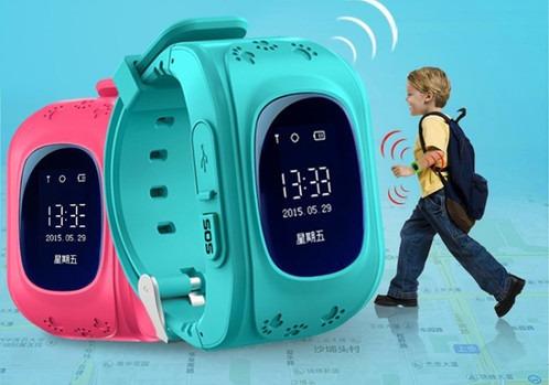 reloj gps para niños- superclick