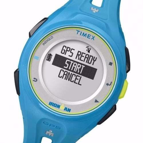reloj gps timex ironman run
