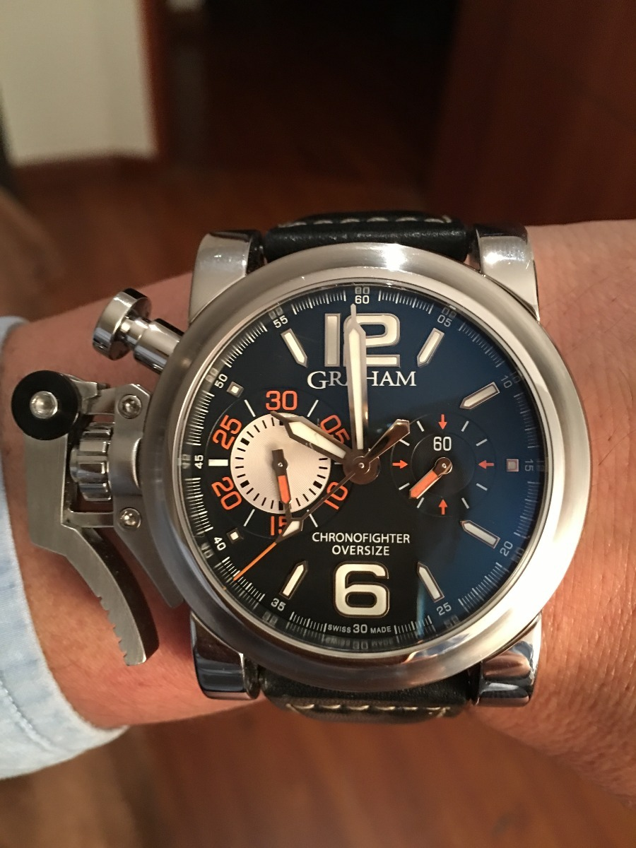 f23f00a89cc6 reloj Graham Chronofighter Overcize Crono 48 Mm Regalado -   16.680 ...