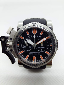 b68f85560d6b Reloj Graham - Reloj de Pulsera en Mercado Libre México