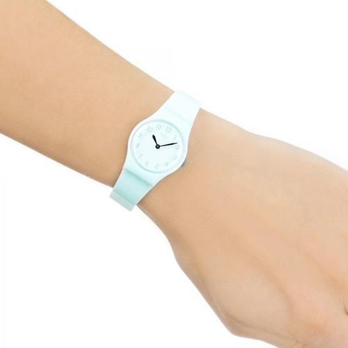 reloj greenbelle blanco swatch