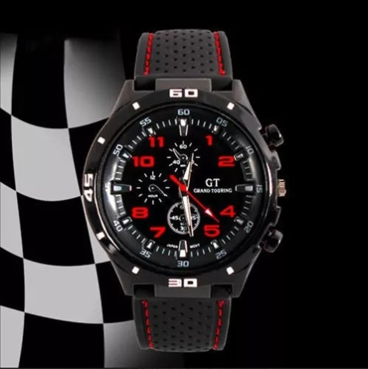 e667c404838e Reloj Gt Grand Touring Deportivo Elegante. -   329