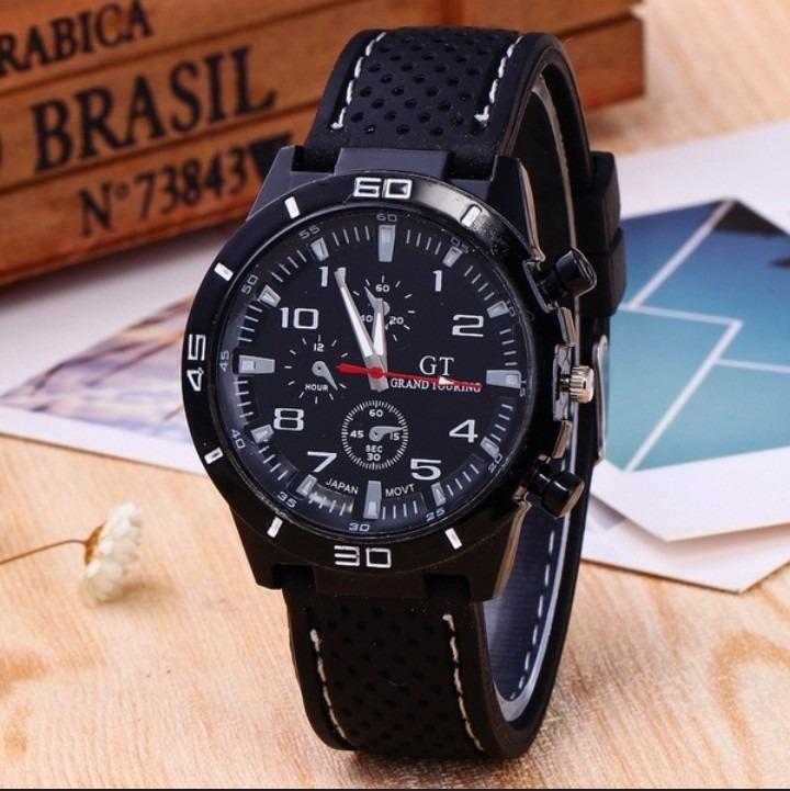 a96644514cb6 Reloj Gt Grand Touring Deportivo Elegante. -   329