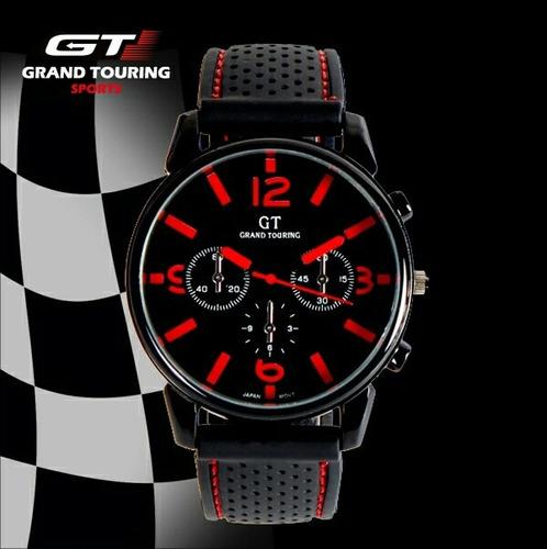 reloj gt grand touring deportivos