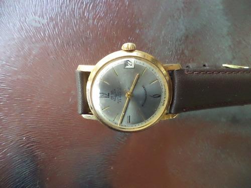 reloj  gub glashutte (sohne&lange)automatico
