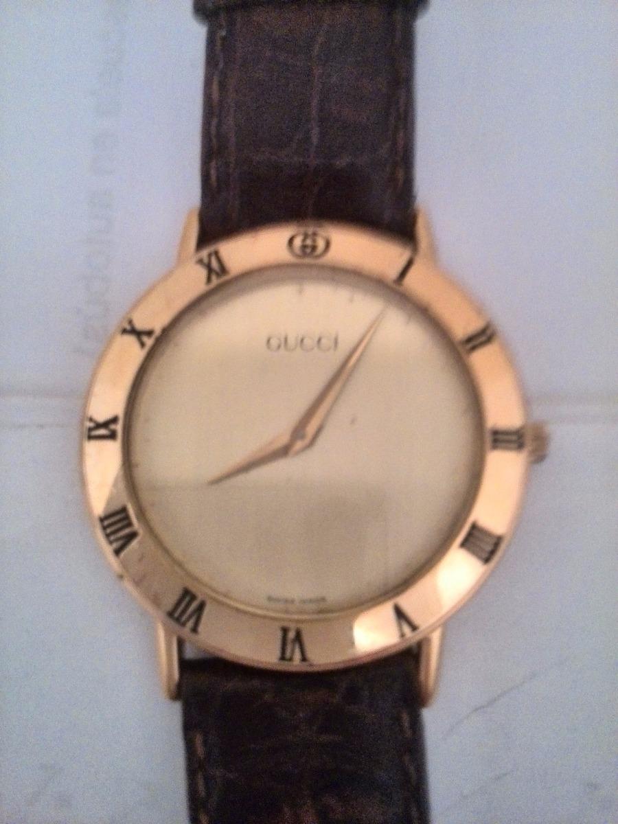 Reloj Gucci 3000.2.m Para Hombre Autentico Suizo -   500.000 en ... 05ae49ff4d5