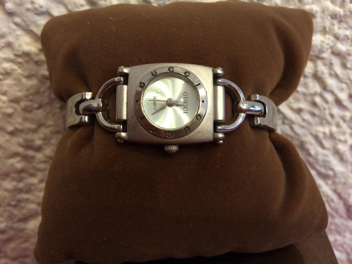 Reloj Gucci D Dama Completamente Original No Copia Ni