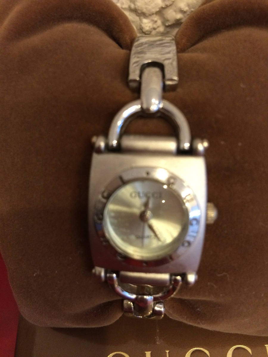 Reloj Gucci D Dama Completamente Original fde00ccdb651